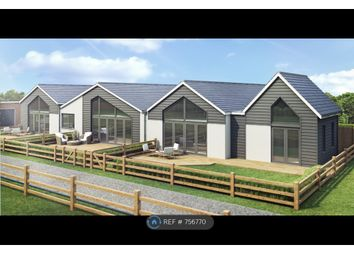 Thumbnail 3 bed bungalow to rent in Plus 2 Stables, Essex