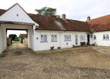 The Courtyard, Fish Lane, Aldwick, Bognor Regis, West Sussex PO21. 4 bed bungalow for sale