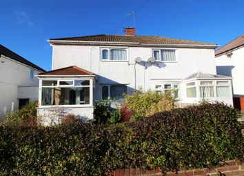 Thumbnail 2 bed semi-detached house for sale in Chipchase Avenue, Cramlington, Northumberland