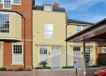 Thumbnail 3 bed terraced house for sale in Haslers Place, Haslers Lane, Dunmow