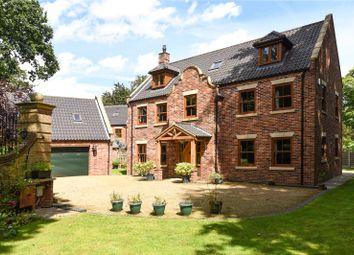 Thumbnail 5 bed detached house for sale in Beech Road, Wroxham, Norfolk