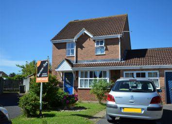 Thumbnail 3 bed link-detached house for sale in Plantagenet Way, Gillingham