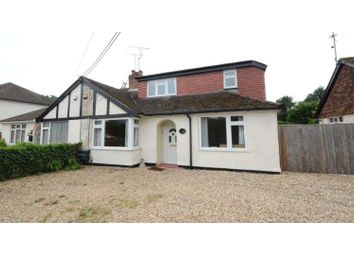 Thumbnail 3 bed semi-detached bungalow for sale in Reading Road, Wokingham