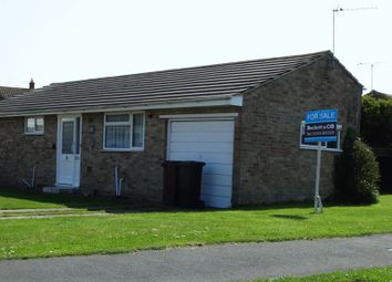 Thumbnail 2 bed detached bungalow for sale in Merryfield Drive, Selsey, Chichester