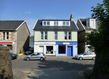 Thumbnail 3 bedroom flat for sale in First Floor Flat Bute View, Tighnabruaich