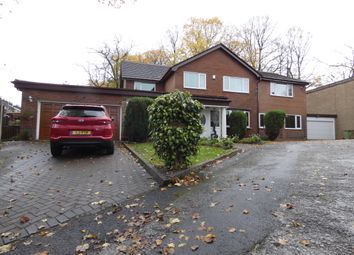 Thumbnail 5 bed detached house for sale in Rhodes Hill, Lees, Oldham