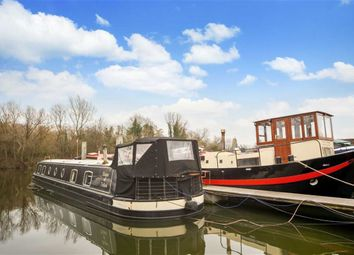 Thumbnail 2 bedroom houseboat for sale in Staines Road, Chertsey