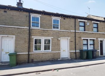 Thumbnail 1 bed terraced house for sale in Parratt Row, Bradford, West Yorkshire