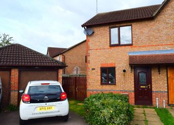 Thumbnail 2 bed property to rent in Lindisfarne Way, Northampton