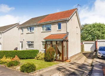 Thumbnail 3 bed semi-detached house for sale in Solway Road, Glasgow