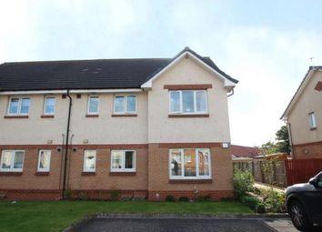 Thumbnail 2 bedroom flat for sale in Lundholm Road, Stevenston, North Ayrshire