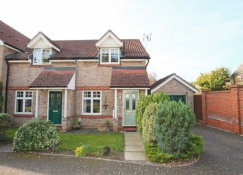 Thumbnail 2 bed end terrace house to rent in Heasman Close, Newmarket