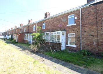 Thumbnail 2 bedroom terraced house for sale in Fairy Street, Hetton-Le-Hole, Houghton Le Spring