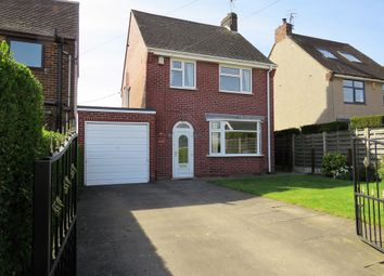 Thumbnail 3 bed detached house for sale in Seymour Lane, Mastin Moor, Chesterfield