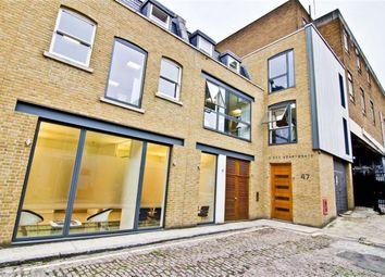 Thumbnail 3 bedroom flat for sale in Kings Terrace, Camden, London