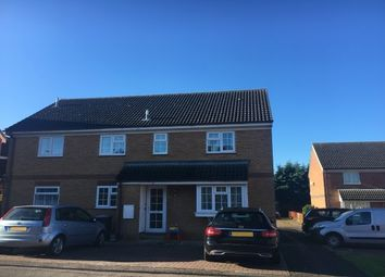 Thumbnail 2 bed property to rent in Grosvenor Gardens, Biggleswade