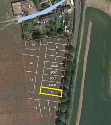Thumbnail Land for sale in Plot 9 Manor Farm Cottages, Wanborough Hill, Guilford, Surrey