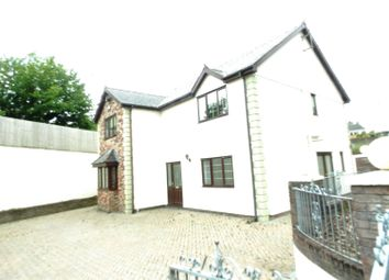 Thumbnail 4 bed detached house to rent in Abergarw Drive, Brynmenyn, Bridgend
