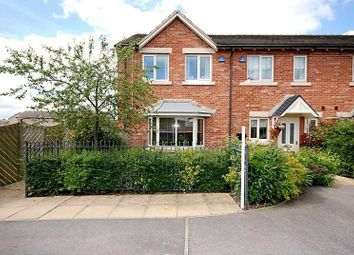 Thumbnail 3 bed end terrace house for sale in Sunningdale Drive, Doncaster