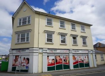 Thumbnail 2 bed flat for sale in Carlyon Road, St. Austell, Cornwall