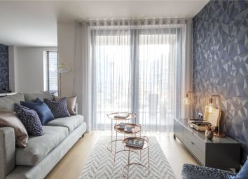 Thumbnail 3 bed flat for sale in Kilburn Quarter - West Block, Flat 15, 74 Cambridge Road