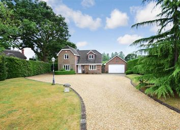 Thumbnail 4 bed detached house for sale in Newport Road, Sandown, Isle Of Wight