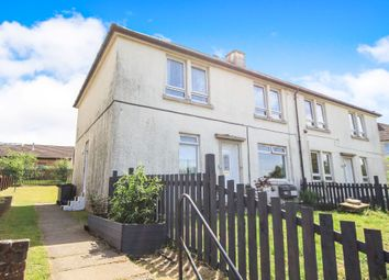 Thumbnail 2 bed flat for sale in Kilbarchan Road, Johnstone