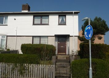 Thumbnail 3 bedroom semi-detached house for sale in Hillside Crescent, Newarthill, Motherwell