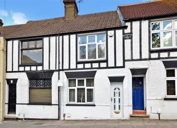 Thumbnail 2 bed terraced house for sale in Borstal Street, Rochester, Kent