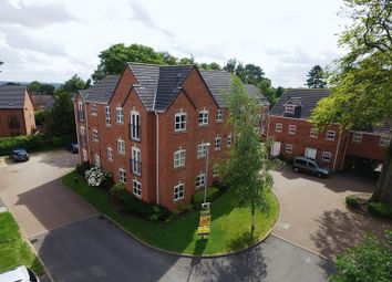 Thumbnail 1 bed flat for sale in Old Lodge Close, Uttoxeter