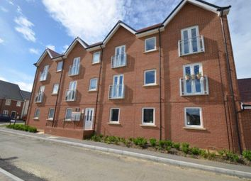Thumbnail 2 bed flat for sale in Maldives Terrace, Newton Leys, Bletchley, Milton Keynes