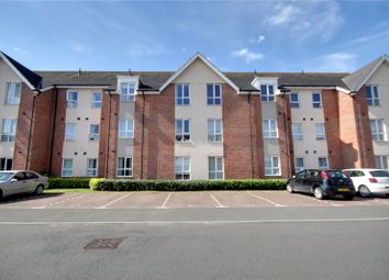Thumbnail 2 bedroom flat for sale in Harrow Close, Addlestone, Surrey