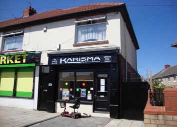 Thumbnail Retail premises for sale in 27 Miers Avenue, Hartlepool