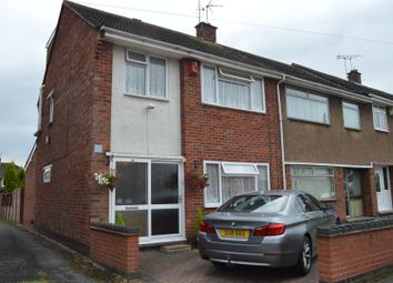 Thumbnail 4 bed end terrace house for sale in Charlewood Road, Whitmore Park, Coventry
