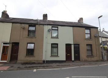 Thumbnail 3 bed terraced house for sale in St. Johns Terrace, Brecon