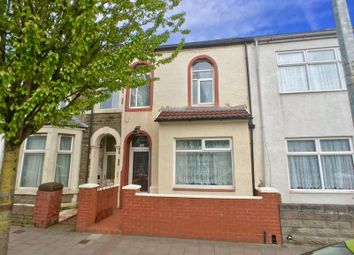 Thumbnail 3 bedroom terraced house for sale in Clare Road, Grangetown, Cardiff