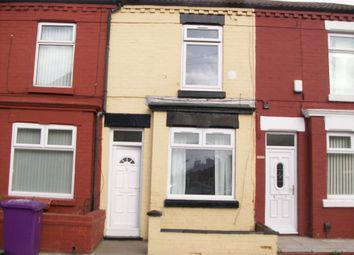 Thumbnail 2 bed terraced house to rent in Gloucester Road North, Liverpool