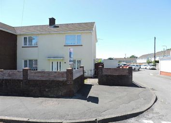 3 bed semi-detached house for sale in Llwyd Road, Ammanford SA18
