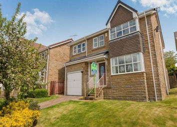 Thumbnail 4 bed detached house for sale in Low Wood, Wilsden, Bradford