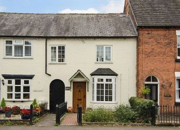 Thumbnail 4 bed terraced house for sale in Main Road, Little Haywood, Stafford