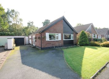 Thumbnail 4 bedroom bungalow for sale in Woodside, Knutsford