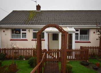 Thumbnail 2 bed bungalow for sale in Chanters Hill, Barnstaple