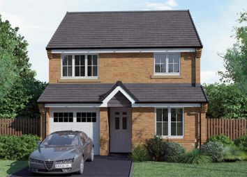 "Thumbnail 3 bed detached house for sale in ""The Carron"" at Ambridge Way, Seaton Delaval, Whitley Bay"