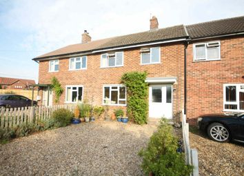 Thumbnail 3 bed terraced house to rent in Hayter Close, West Wratting