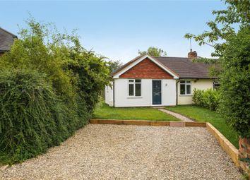 Thumbnail 2 bed bungalow for sale in Surrey Gardens, Effingham Junction, Leatherhead, Surrey