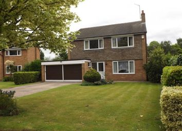 Thumbnail 4 bed detached house for sale in Congleton Road, Sandbach, Cheshire