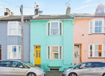 Thumbnail 4 bed terraced house for sale in Southampton Street, Hanover, Brighton