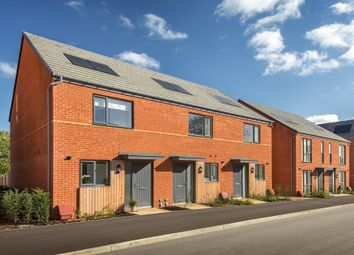 "Thumbnail 2 bed terraced house for sale in ""Amethyst"" at Louisburg Avenue, Bordon"