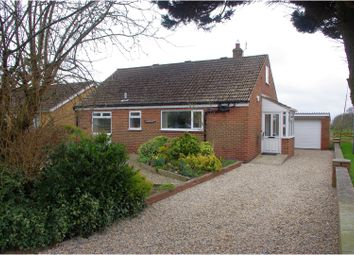 Thumbnail 3 bedroom detached bungalow for sale in Sessay Garth, Sessay