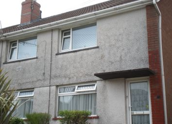 Thumbnail 2 bed flat to rent in Maesgwyn, Cwmdare, Aberdare
